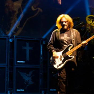 Geezer Butler of Black Sabbath recycled recycled guitar string bracelets and jewelry