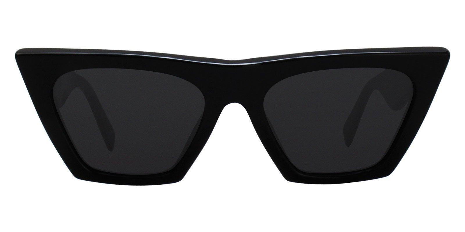 6ee6b4741ce Hailey Baldwin Wearing Celine CL41468 S Sunglasses– Designer Eyes