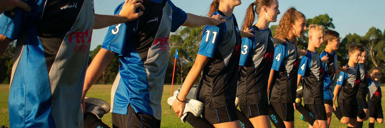 Valour soccer uniforms