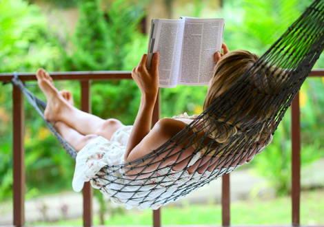 Neben dem stressigen Alltag sind Entspannungs- und Ruhephasen sehr wichtig