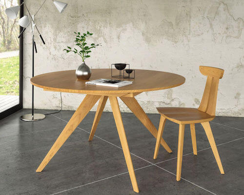 Copeland Catalina Round Extension Table
