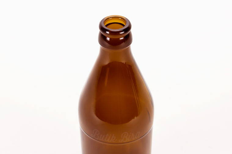 Kaiser cam bira şişesi - Butik Bira