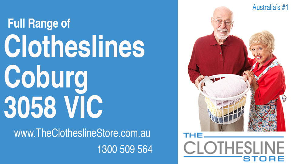New Clotheslines in Coburg Victoria 3058