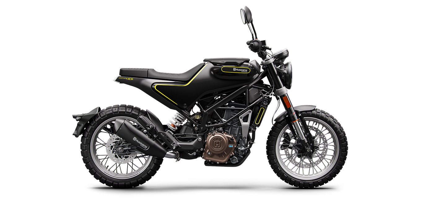 2018 HUSQVARNA MOTORCYCLES SVARTPILEN 401