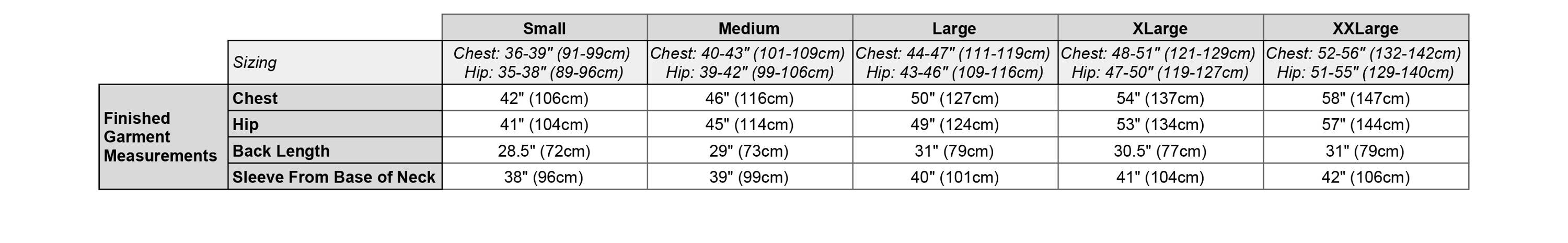 9b0f523fd60 This is not a size chart or sizing guide