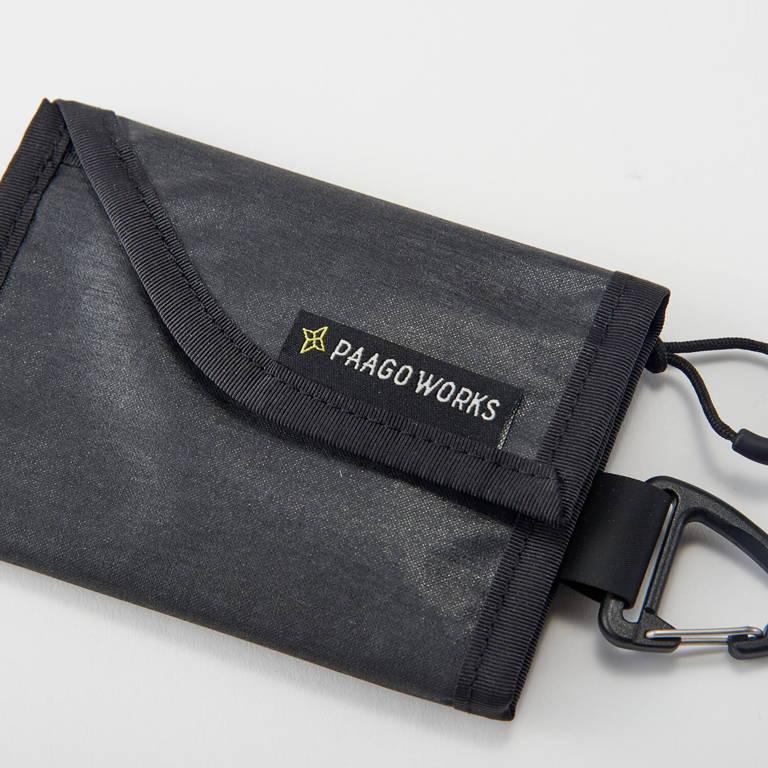 PAAGO WORKS(パーゴワークス)/トレイルバンク M/ライトブラック