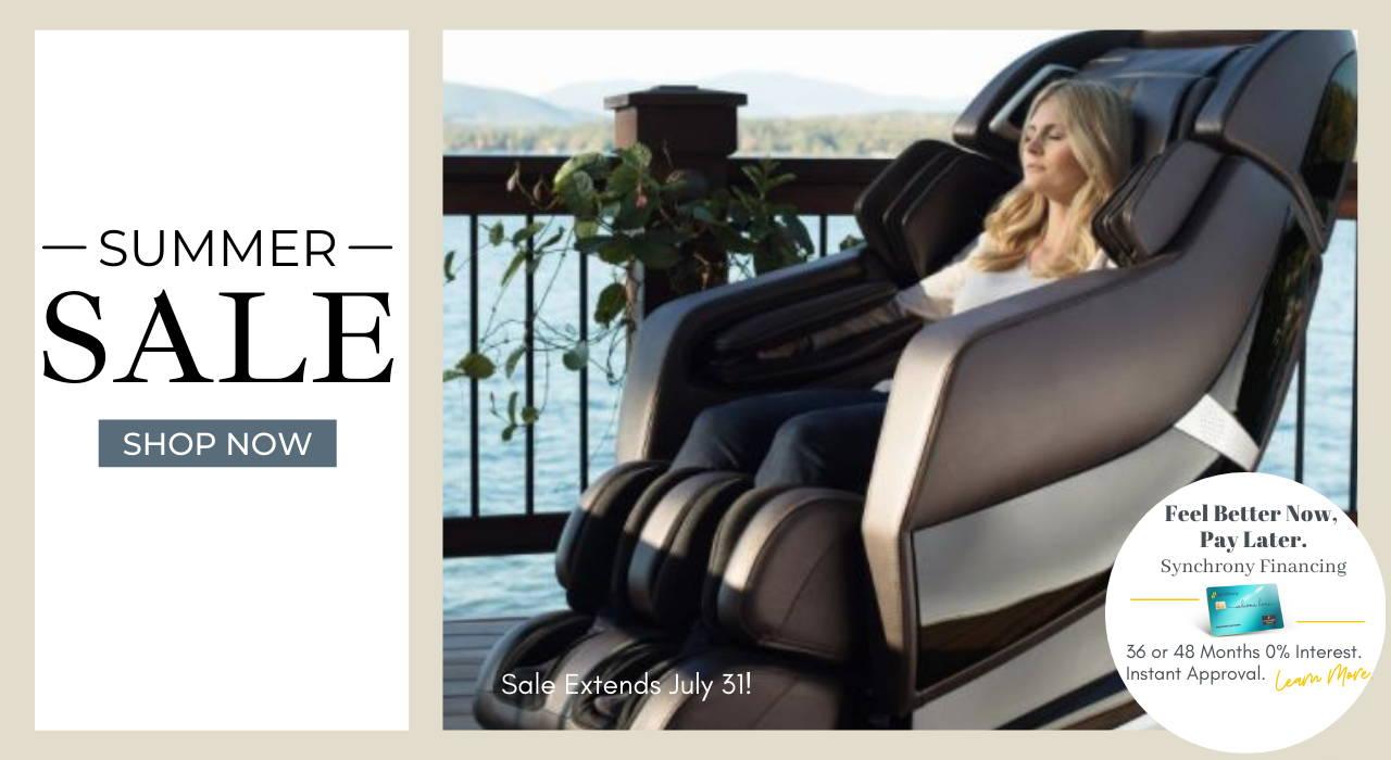 Massage Sage Chair Summer Sales 2021