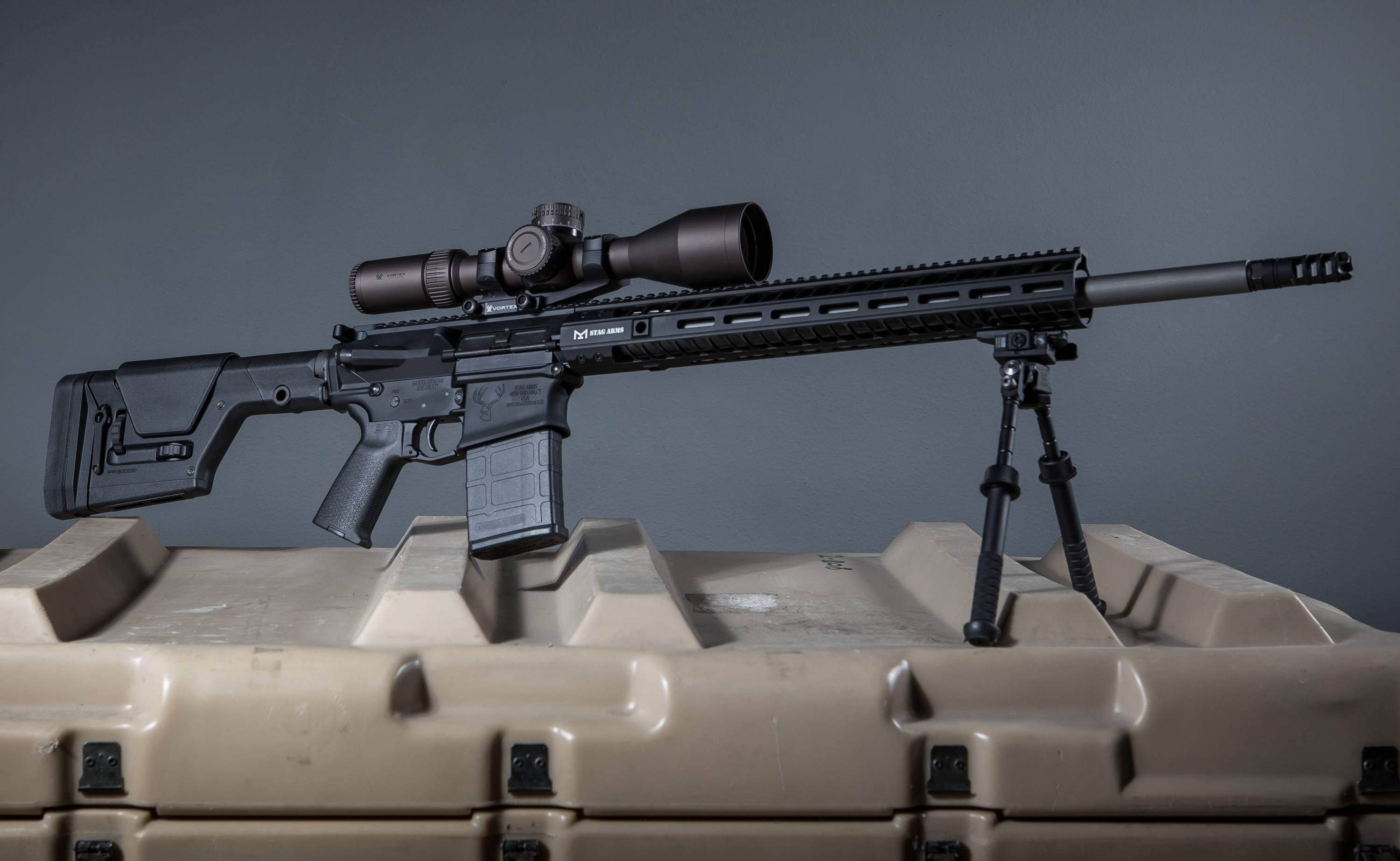 Stag 10 6.5 Creedmoor Rifle