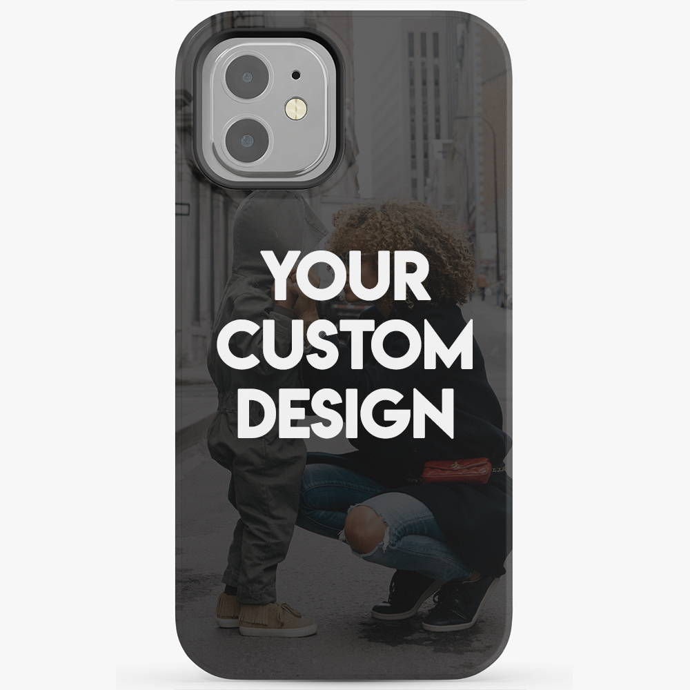 Custom iPhone 12 Extra Protective Cases