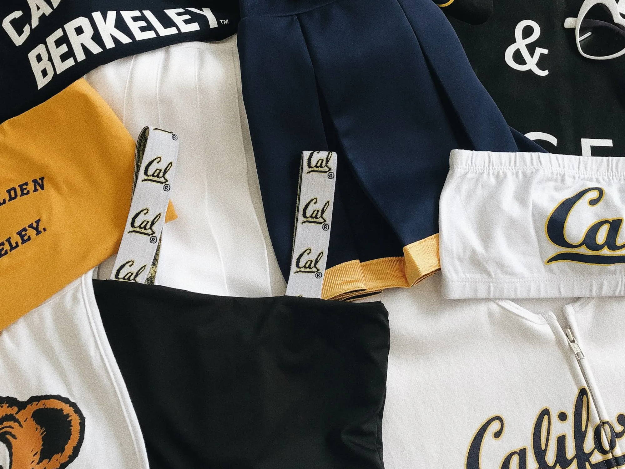 Shop Cal Berkeley college apparel for women