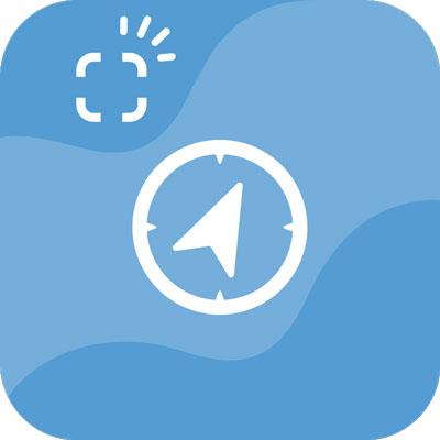 """Logo der App """"Pathways für Snap Scene"""" von Tobii Dynavox"""