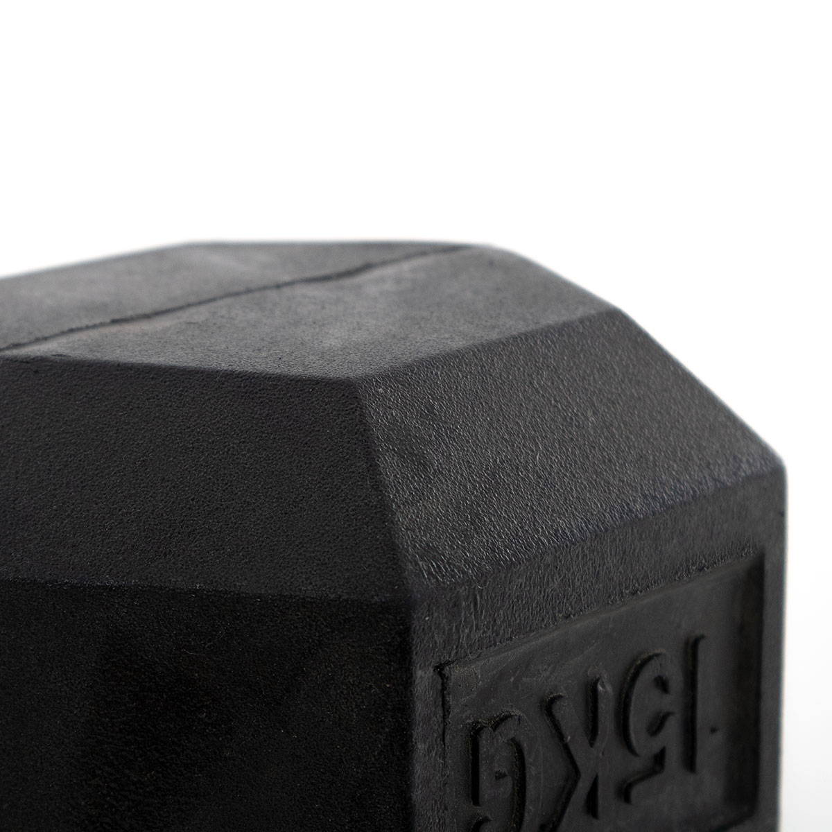 SMAI Rubber Hex Dumbbell commercial grade durability