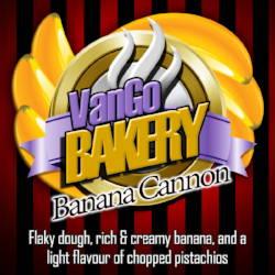 Banana flavor vape juice Van Go Vapes