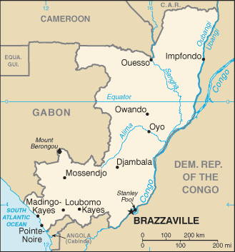 CONGO, REPUBLIC OF THE