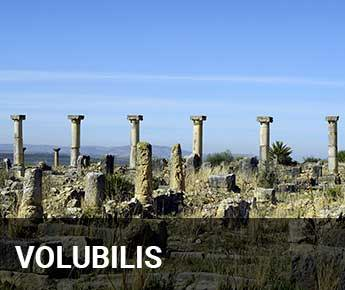Travelbay Morocco Tailor Made Tours - Volubilis