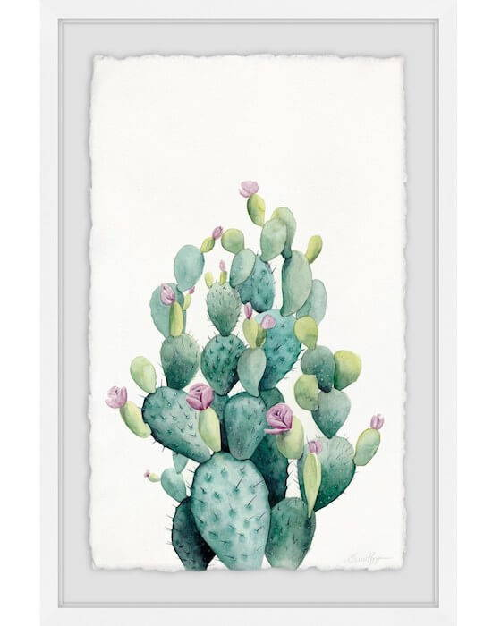 Marmont Hill Desert Blooms Wall Art