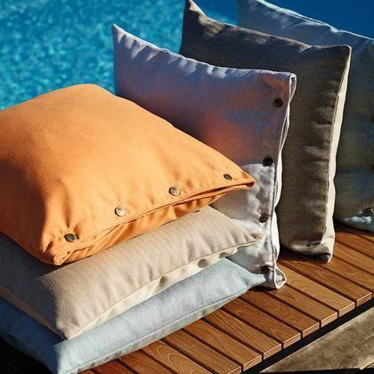 Modern Outdoor Entertaining Pillows