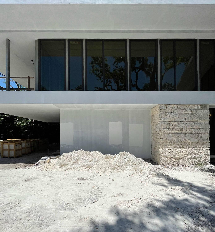 JANGEORGe Interiors & Furniture project two, Coconut Grove, Miami, FL.