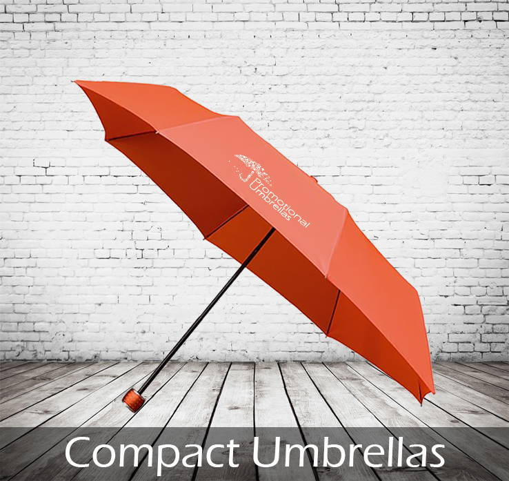 Compact Promotional Umbrellas