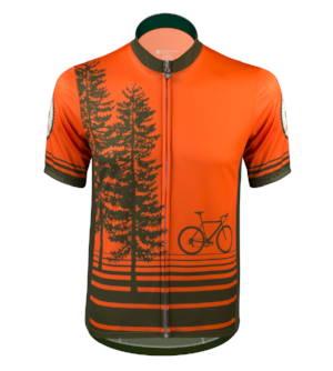 Tree Adventure Cycling Jersey 2a97ea001