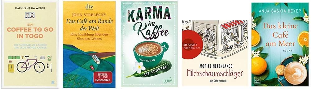 Kaffee Geschenke - Bücher