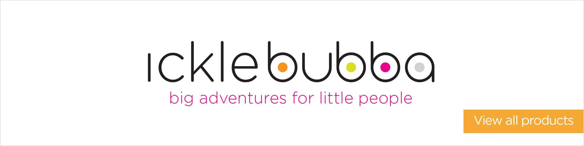 Ickle Bubba Travel Systems, Prams, Car Seats & Furniture