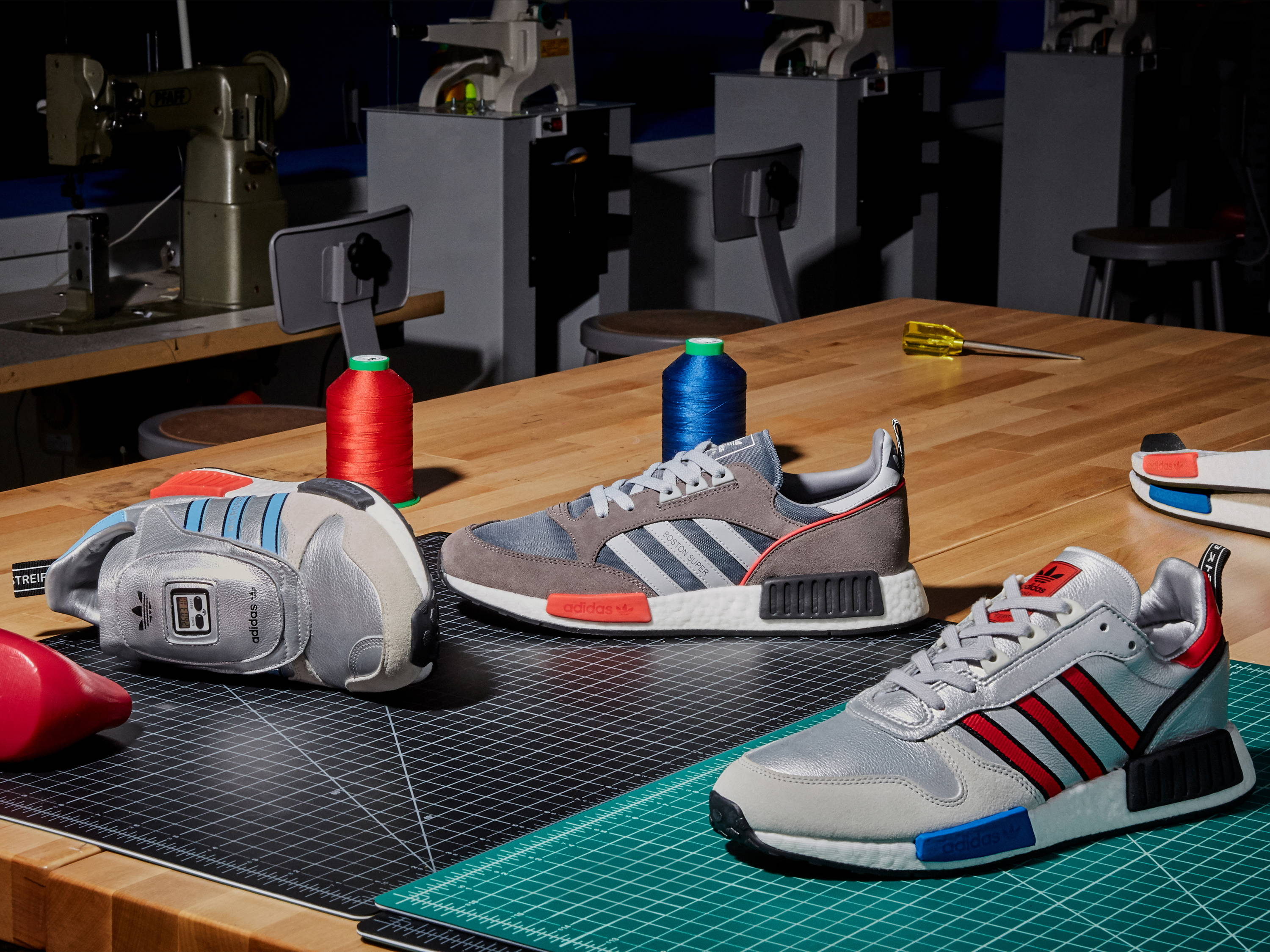 6ada5d3a5905 adidas Originals Releases the Never Made Collection