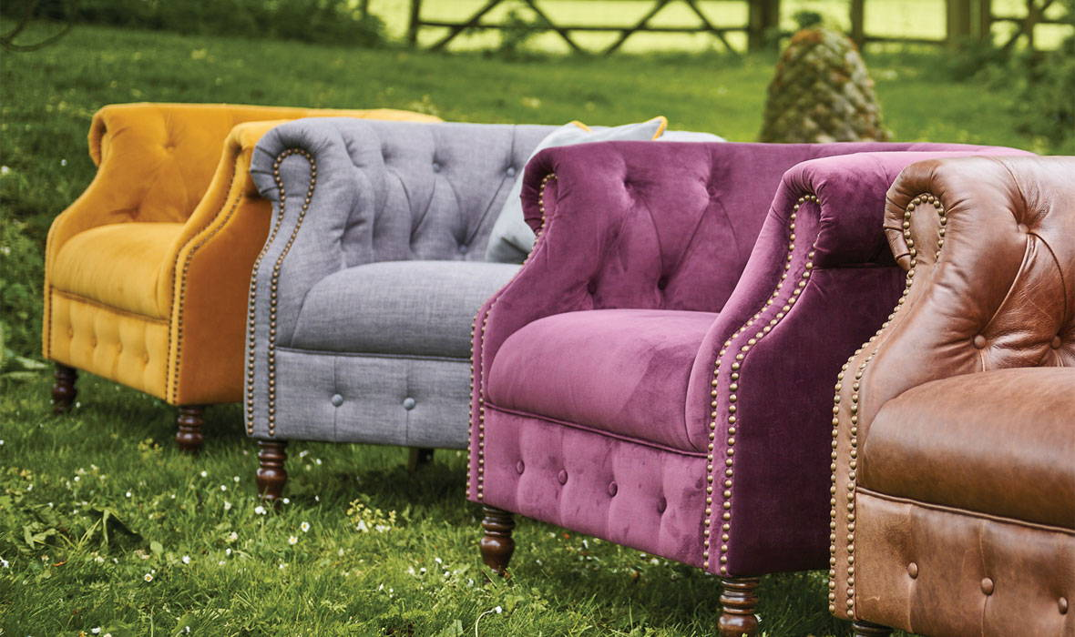 Accent Chairs In Norfolk