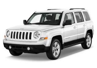 Jeep Patriot Factory Radios