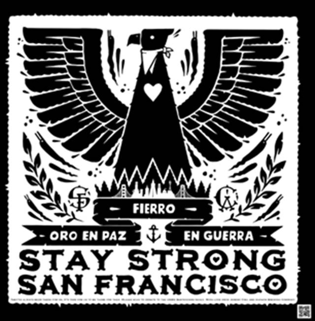 Stay Strong SF