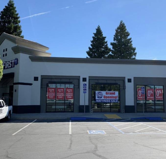 Vacaville Sleep First Mattress Store
