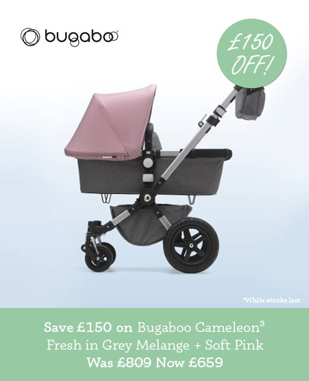 Bugaboo Cameleon³ Fresh Pushchair