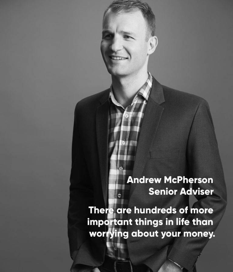 Andrew McPherson, Senior Adviser