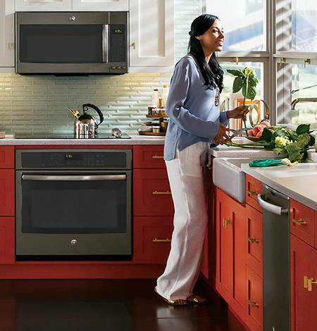 GE Appliances Feature Videos - Appliance Collections