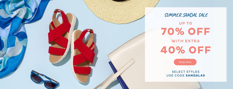 Summer Sandal Sale
