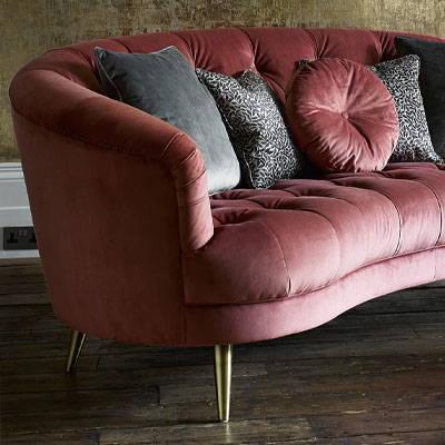 The Birdie Sofa Collection