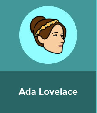 Bold Made - Ada Lovelace