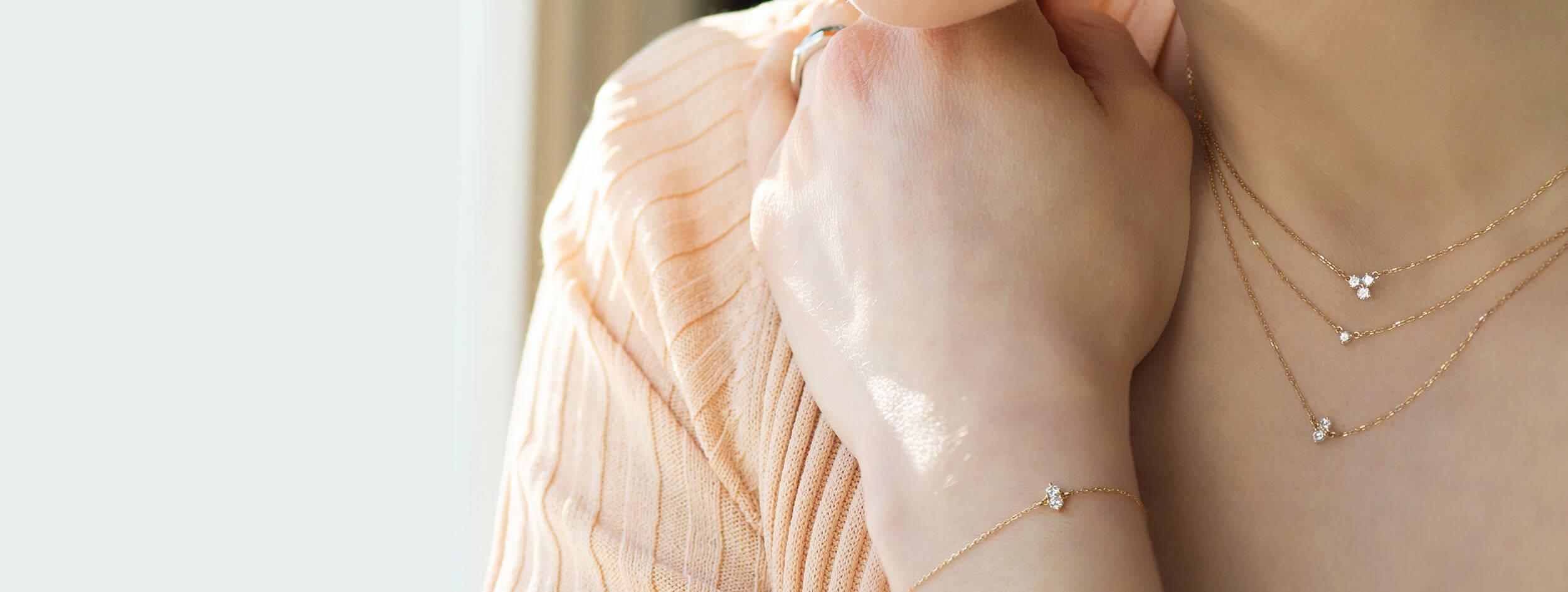 DIAMONDS REBORN,  more sustainable jewelry