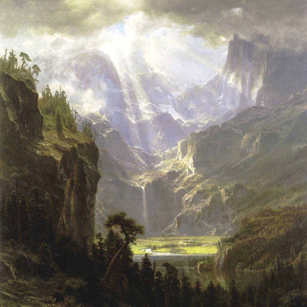 Albert Bierstadt Art