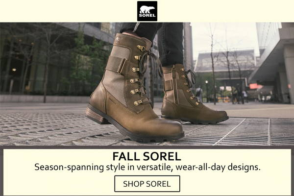 Shop Sorel Boots 2018