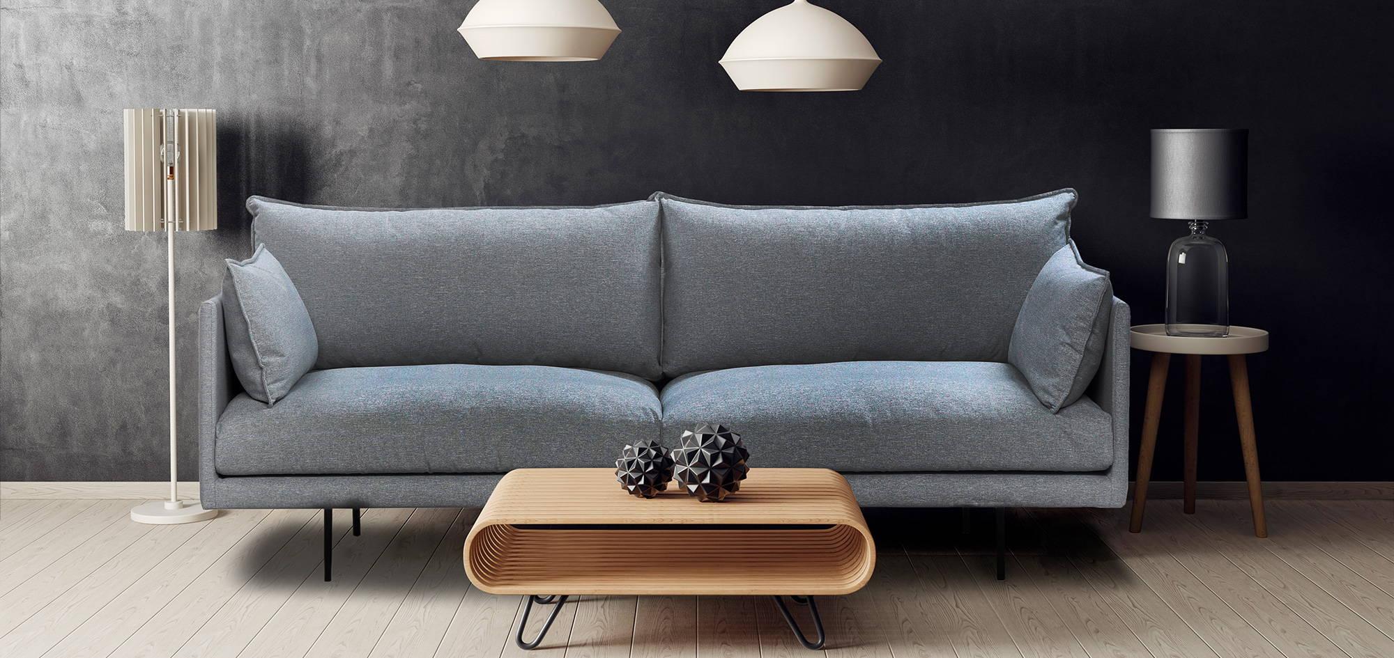 Päällisten hoito- ja irroitusohjeet, Air-sohva. HT Collection