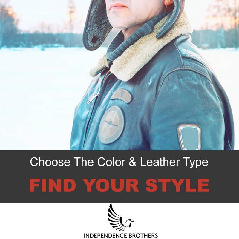 Flight Jacket Styles
