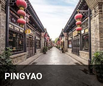 Travelbay China Tailor Made Tours - Pingyao