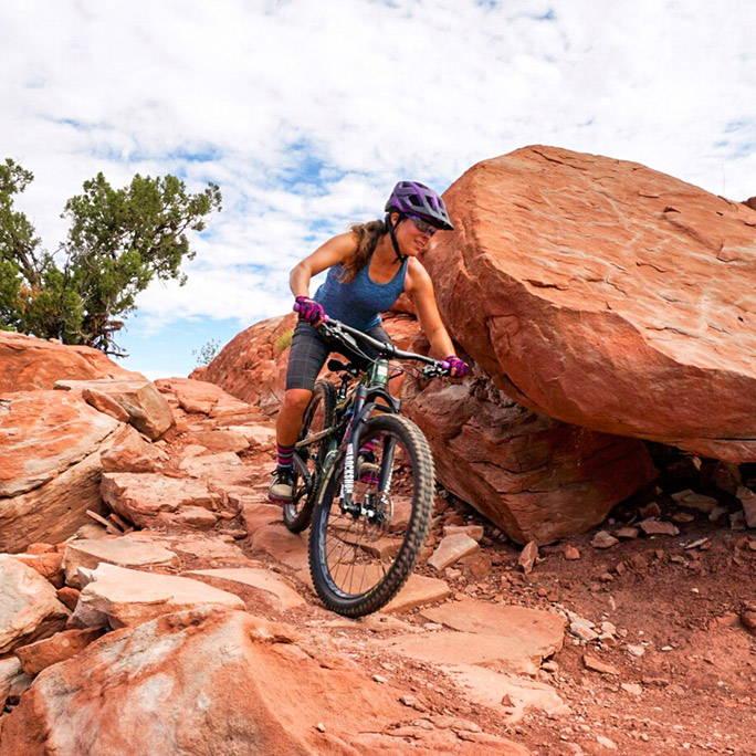 Julie Cornelius Mountain Bike Coach