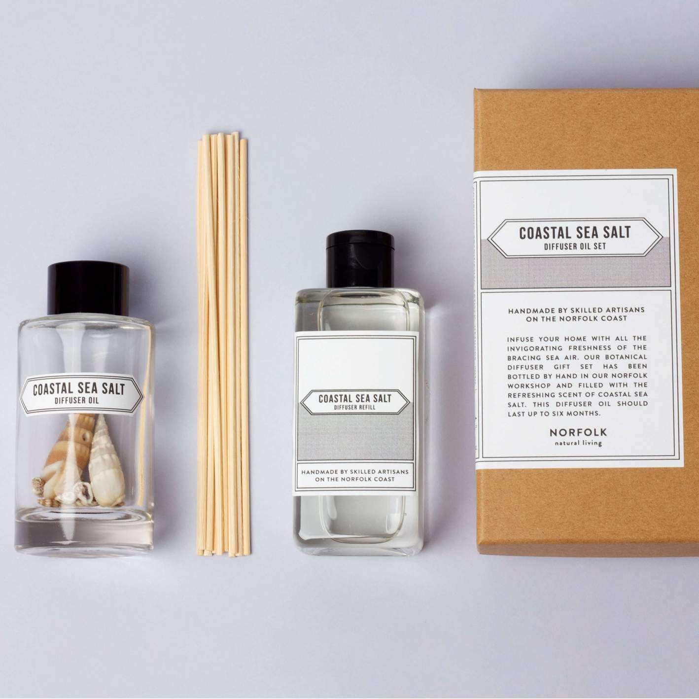Sea Salt Room Diffuser | wholesale Mother's Day gift
