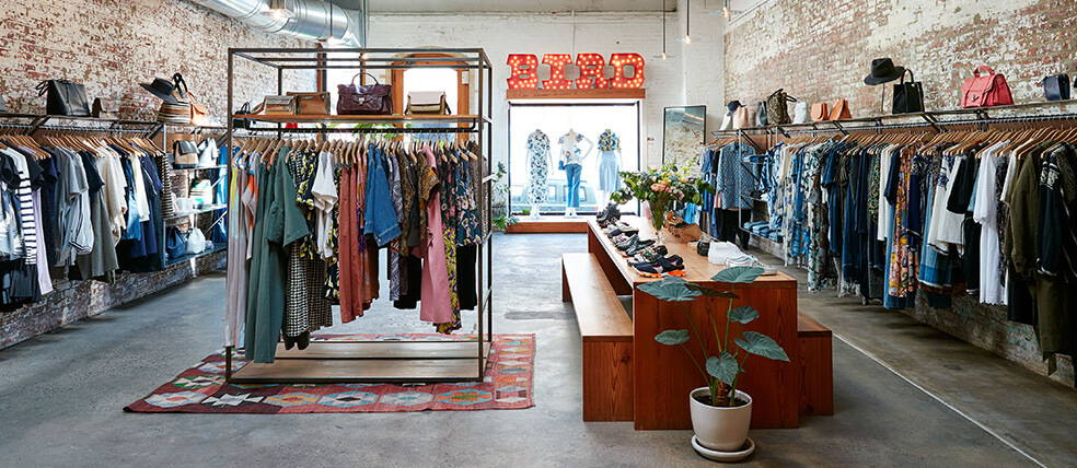 Bird's Williamsburg store