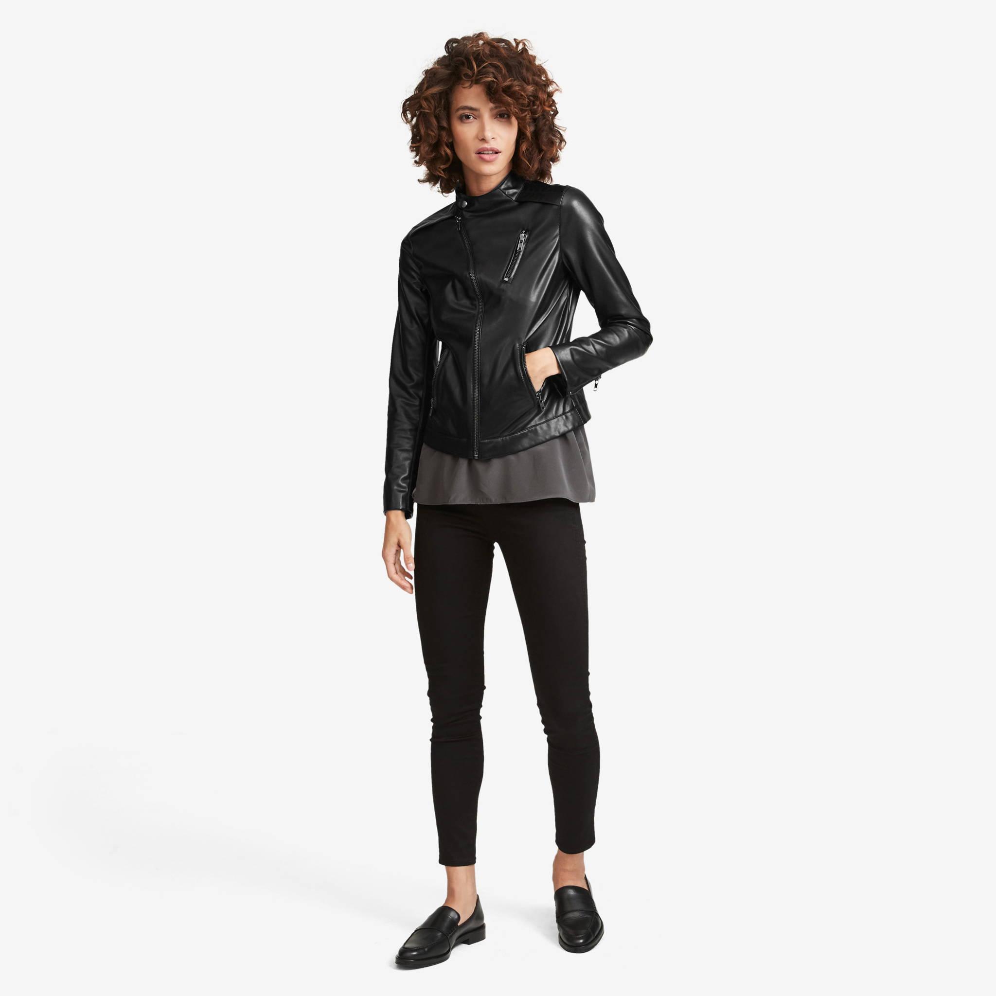 Rider Jacket (Black)