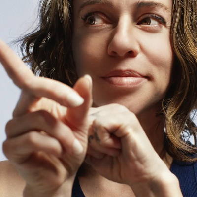 Ani DiFranco recycled recycled guitar string bracelets and jewelry