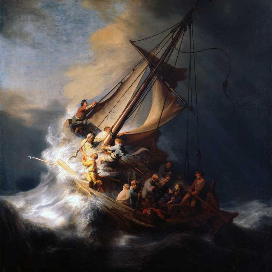 Rembrandt van Rijn Art