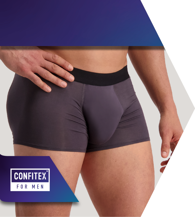 Shop Bladder Leakage Underwear | Confitex for Men